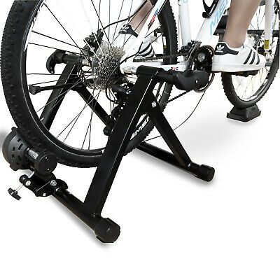 Details About Neweveryday Essentials Bike Trainer Stand Steel