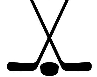 2a271b43a11e63c904840a8595c7166c Hockey Sticks Crossed Custom Crossed Hockey Stick Clipart 340 270 Jpeg 340 270 Hockey Hockey Girls Hockey Stick