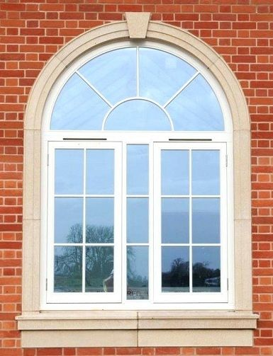17 Different Types Of Windows For Your New Home Styles At Life Front Window Design Window Design Arched Windows