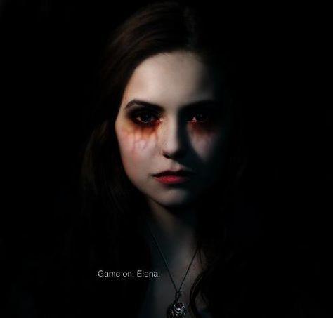 vampire diaries wann wird elena zum vampir