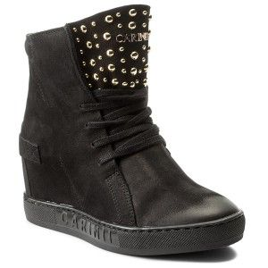 Sneakersy Carinii B4392 360 000 000 B88 Boots Wedge Sneaker Shoes