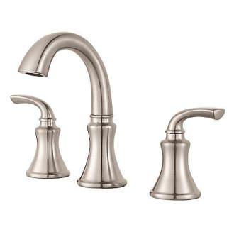 Pfister F 049 So Bathroom Faucets Widespread Bathroom Faucet Faucet