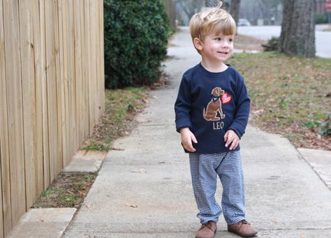Celebrate puppy love - Kids' Valentine's Day Clothes That'll Make You Swoon - Photos