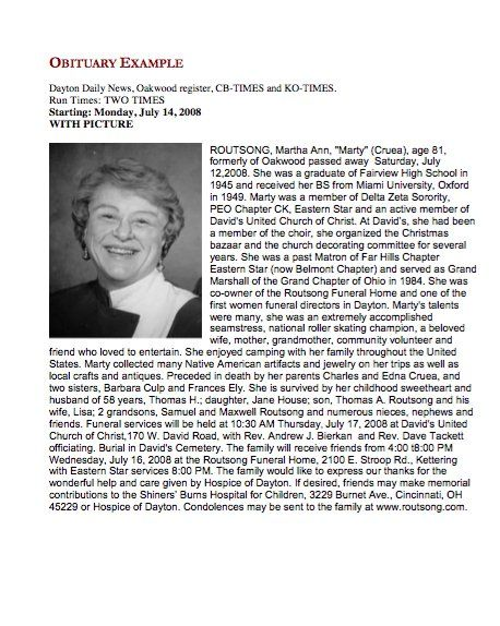 Best 3 Obituary Template Format Pdf You Calendars Https Www Youcalendars Com Obituary Template Html Obituaries Template Obituaries Ideas Obituaries