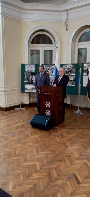 الفجالة بوست السفير الروسي بالقاهرة جيورجي بوريسكينو ي قيم حفل Places To Visit Blog Posts