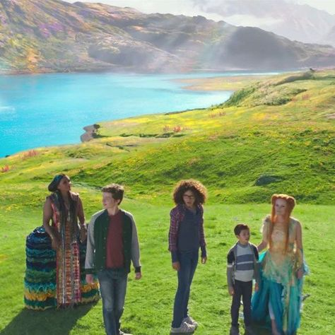 Look at the Great Hair in the 'A Wrinkle In Time' Trailer