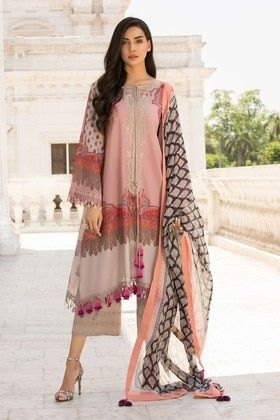 Sobia Nazir Vital Collection 2019