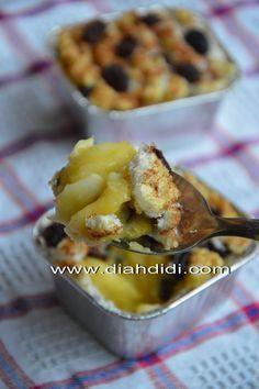 Diah Didi S Kitchen Resep Klappertaart Klasik Asli Menado Makanan Dan Minuman Makanan Penutup Kue Camilan