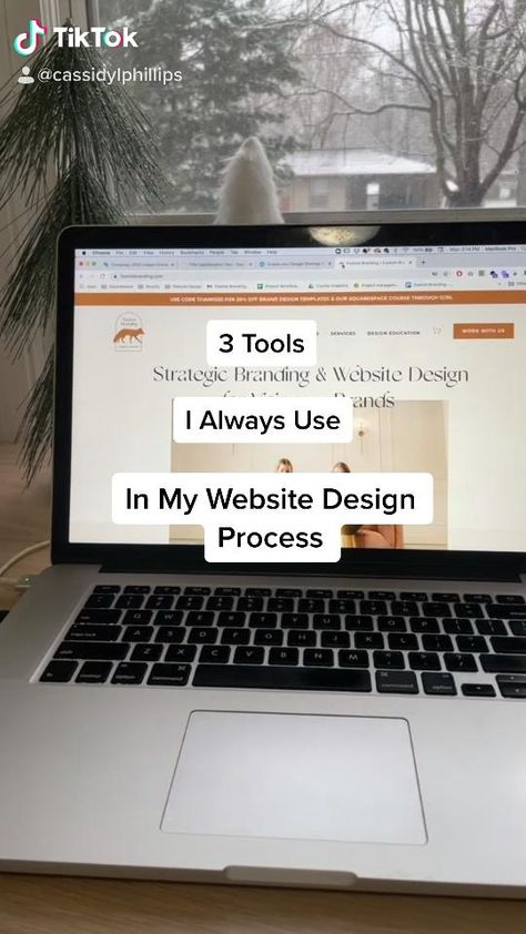 3 Free Tools I Always Use In My Website Design Process
