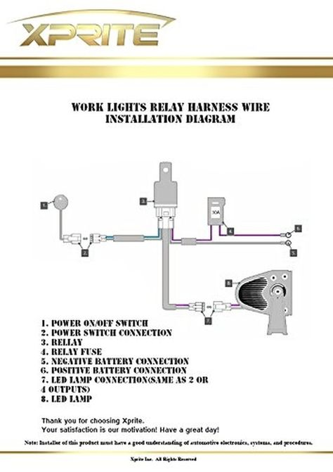 44 Awesome Xprite Chase Light Wiring Diagram Led Light Bars Chase Light Bar Lighting
