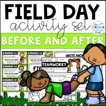 Field Day Activities Field Day Activities Teaching Mama Teaching Field day worksheets