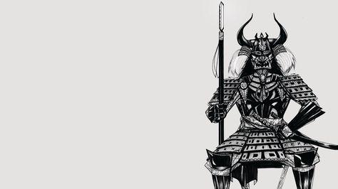 Samurai Wallpaper In 2019 Warriors Wallpaper Samurai