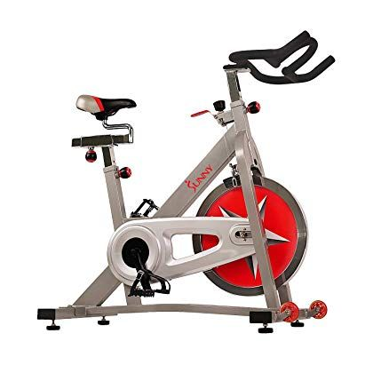 Amazon Com Sunny Health Fitness Exercise Bikes In 2020 Best Exercise Bike Biking Workout Cycling Workout