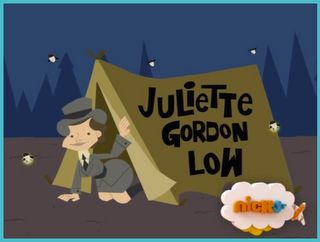 Cute little video on Juliette Gordon Low by NickJr