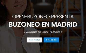 Imagend E Presentacion De Open Repato De Publicidad En Su Web En