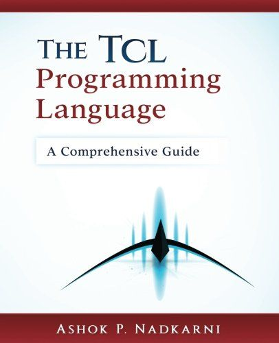 Download Free The Tcl Programming Language A Comprehensive Guide Digital Book Programming Languages Digital Book Language