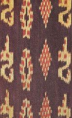 Indonesian Woven Fabric Ikat Sumba Island Naonishimiya Tags