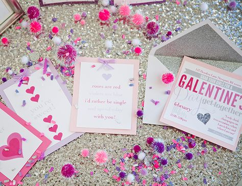 Galentine's Day Brunch - Single Girl's Valentine's Day // Inspired by This