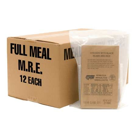 5ive Star Gear Deluxe Field Ready Ration 4891000 NEW