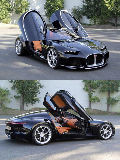 You probably never even knew this Bugatti existed. - You probably never even knew this Bugatti existed… - Bugatti Cars, Bugatti Veyron, Automobile, Lux Cars, Top Luxury Cars, Exotic Sports Cars, Classy Cars, Futuristic Cars, Sweet Cars