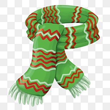 Green Christmas Scarf With Red Stripes Pattern Scarf Clipart Green Scarf Png Transparent Clipart Image And Psd File For Free Download Red Christmas Card Red Christmas Background Christmas Scarf