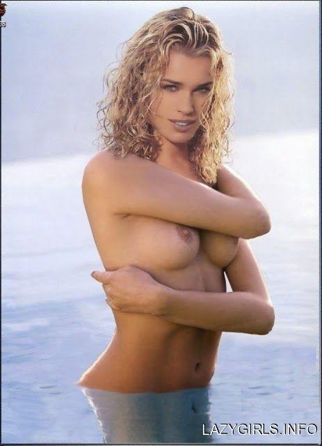 Rebecca Romijn Naked Pictures