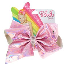 check out my bows at claires
