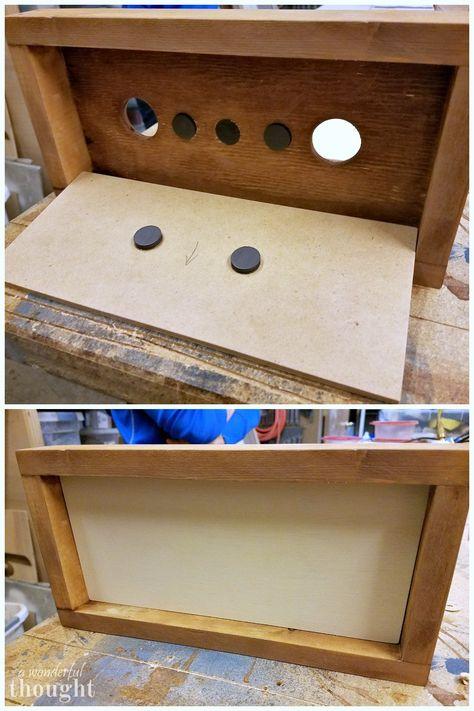 DIY Interchangeable Farmhouse Sign - A Wonderful Thought DIY Interchangeable Farmhouse Sign bottle crafts farmhouse Diy Home Decor Projects, Diy Projects To Try, Wood Projects, Decor Ideas, Decorating Ideas, Diy Ideas, Woodworking Projects, Craft Ideas, Woodworking Workbench