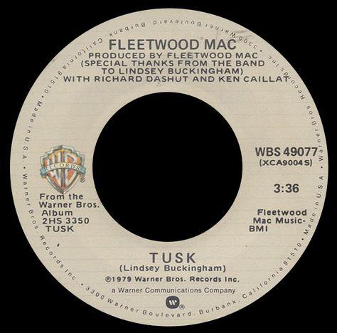 Fleetwood Mac Rumours Vinyl 45 Rpm