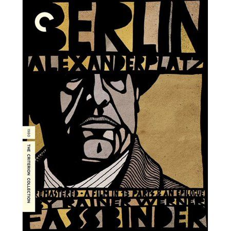 Berlin Alexanderplatz Criterion Collection Blu Ray Walmart Com The Criterion Collection Berlin Cool Things To Buy
