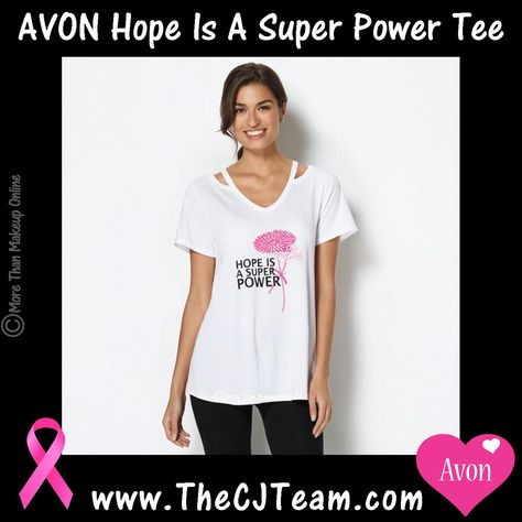 fashion #Avon #Hope Is A Super Power...