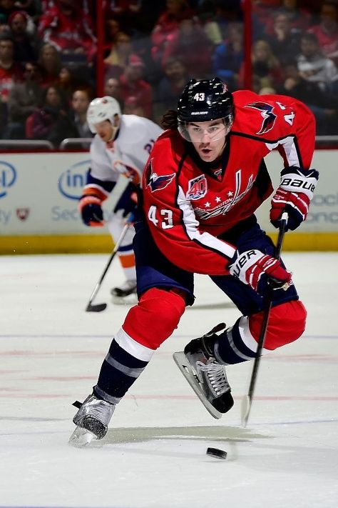 Tom Wilson, Washington