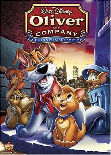 Oliver Company New On Dvd Fye Filmes Da Disney Filmes