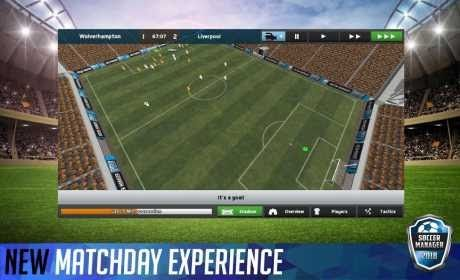 Soccer Manager 2018 Is A Sports Game For Android Download Last Version Of Soccer Manager 2018 Apk For Android From Revdl Wit Soccer Team Training Star Player