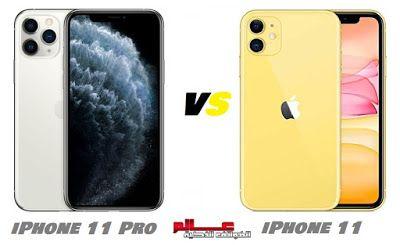 مقارنة بين هاتفي آيفون Iphone 11 و آيفون Iphone 11 Pro Iphone Iphone 11 Smartphone