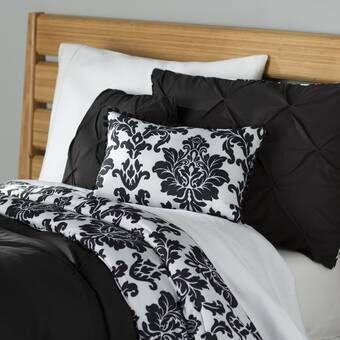 Fleur De Lis Living Cardone 7 Piece Reversible Comforter Set Reviews Wayfair Comforter Sets Full Comforter Sets Bedding Sets