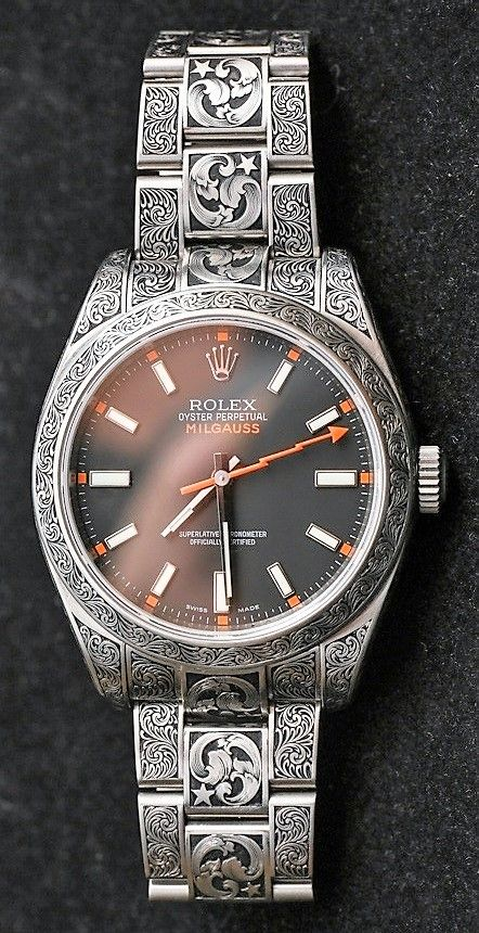 Forget performance, a luxurious watch attached to a wrist just always appears to be a significant enhancement to any wardrobe. Brand names like Rolex and Cartier carry an air of authority that real… Rolex Watches For Men, Fine Watches, Luxury Watches For Men, Cool Watches, Nixon Watches, Citizen Watches, Cheap Watches, Fossil Watches, Rolex Submariner