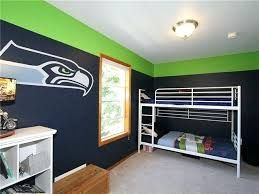 Seattle Seahawks Bedroom Decorations Home Ideas In 2019