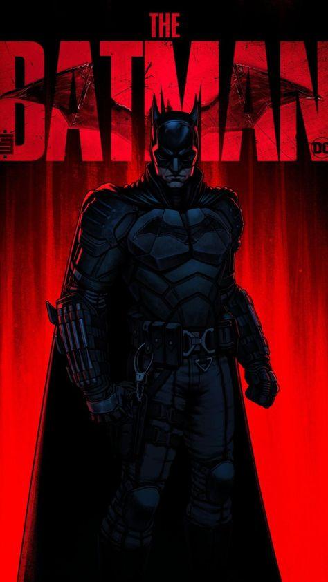 Batman justice league comics art wallpaper iphone 4k hd