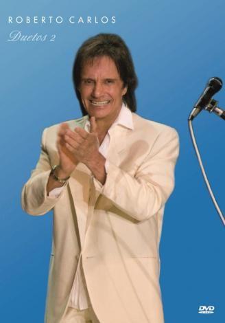 Roberto Carlos Duetos 2 Dvd Sony Music Magazine