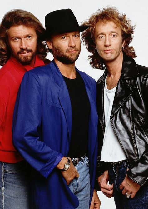 Art print POSTER / CANVAS Musical Group the Bee Gees
