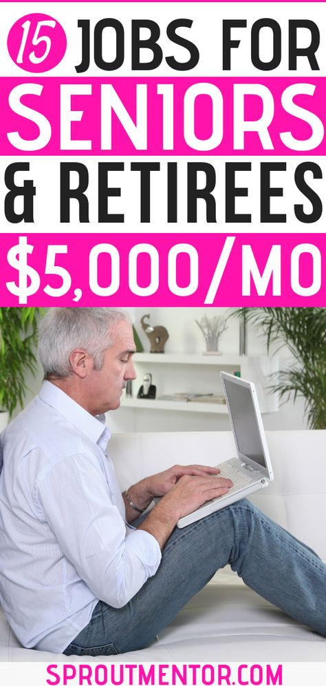 Do you want a side hustle you can do after retirement? Here are 15 work from home jobs for retirees and seniors. Are YOU Serious About Quitting Your How Regular People CreateMultiple P