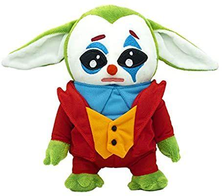 Amazon Com Jasdev Yoda Plush Figure Toys The Mandalorian Yoda Baby Child Plush Stuffed Buddy Toy Yoda Toys Games Plush Toys Children
