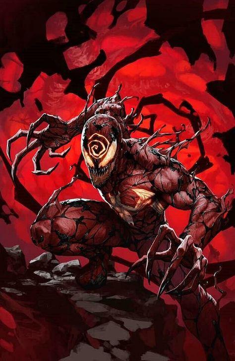 Absolute Carnage #1 Skan Variant