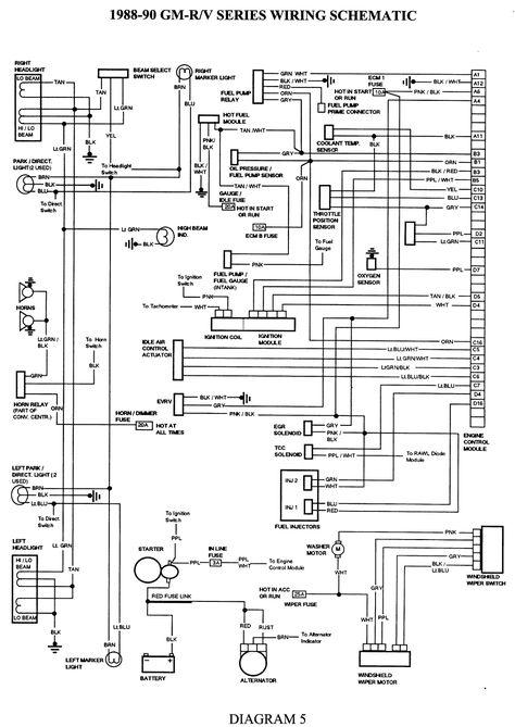 Great 2000 Chevy S10 Wiring Diagram 19 For Your Stx38 Wiring Diagram With 2000  Chevy S10 Wiring … | Electrical diagram, Trailer wiring diagram, 1998 chevy  silverado