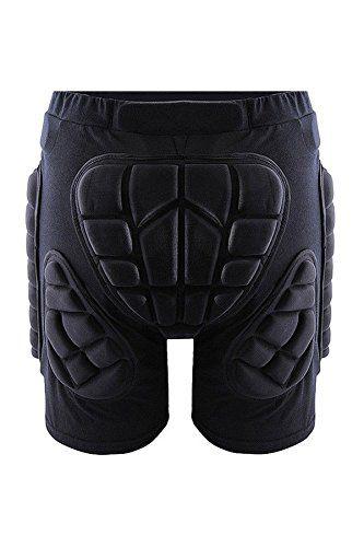 Protective Hip Padded Shorts Skiing Skate Snowboard Impact Pants Protector Gear
