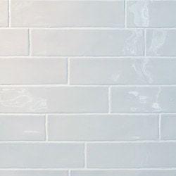 Rippled Edge Porcelain Subway Tiles In 2019 Home White
