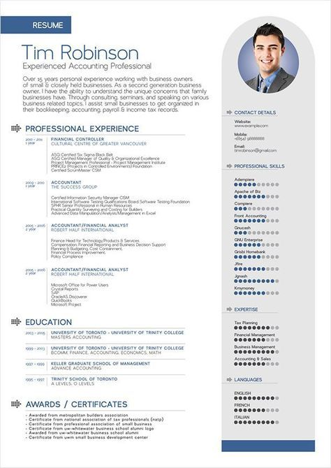 Best Cv Format For It Professionals Resume Elemental Meanwhile