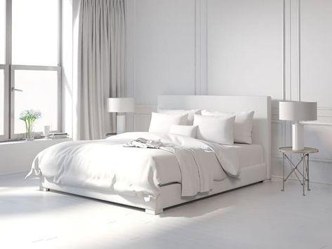 54 Erstaunlich Alle Weissen Schlafzimmer Ideen Den Schlaf