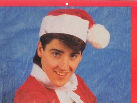Jonathan Knight... you might actually be enjoying this.